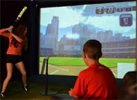 Baseball Hitting Simulators