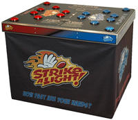 Strike a Light Game Think Whack a Mole