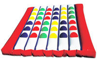 Twister Game Inflatable Game Non Residential