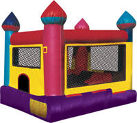 Mini Bouncer  Ball Pit Combo