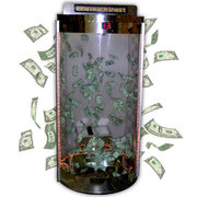 Money Tunnel Cyclone Cylinder