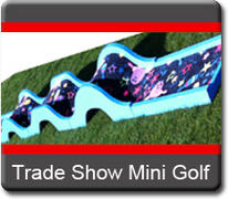 Indoor Only Mini Golf Trade Show