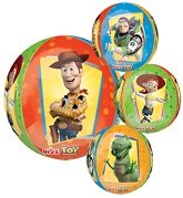 Toy Story Orbz Balloon