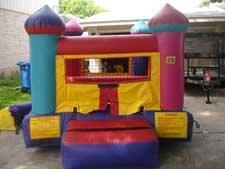 Toddler Castle Bounce
