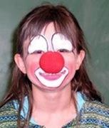 Single Clown Nose