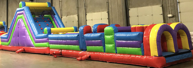 60ft Obstacle Course