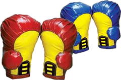 Huge Boxing Gloves