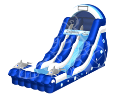 Ultimate Inflatables: Inflatable Slides and Bounce houses - 18 ft
