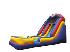 18 ft Inflatable Dry Slide