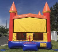 15 x 15 ft Inflatable Castle Bounce House