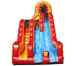 Fire & Ice Slide Rental