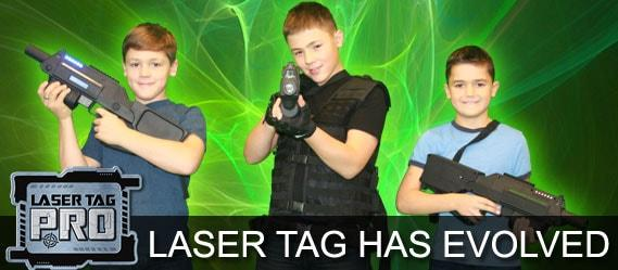 Mobile Laser Tag Rental
