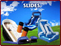 Maple Grove MN Inflatable slide rentals water slide rental