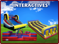 Maple Grove MN inflatable interactive rental bungee run velcro wall sumo suit rental