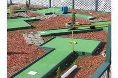 9 Hole Mini Golf Course - Deluxe Version