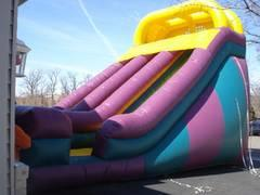 23ft Two Lane Giant Slide