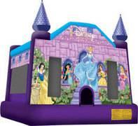 15 X 15 Disney Princess Jump