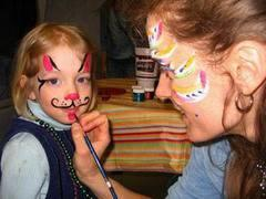 Face Painter - Each Additional Hour