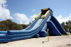 Hippo WaterSlide  - 4 Stories Tall