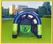 Speed Pitch - Includes inflatable and Speed pitch Gun