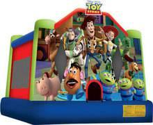 15 X 15 Toy Story 3 Jump