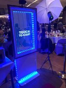 "42"" Mirror Photo Booth"