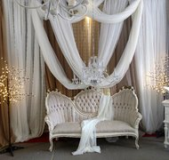 Loop Backdrop Draping