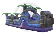 30 ft. Purple Crush - Obstacle Course - Dry