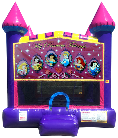 Disney princess 2 Dream Jump House