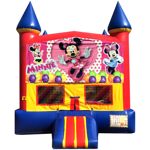 Mini Mouse Jump Red