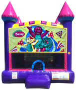 Barney Dream Jump House