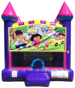 Dora & Diego Dream Jump House