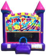 Ballon Birthday Dream Jump House