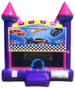 Hot Wheels Dream Jump House