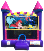 Little Mermaid Dream Jump House