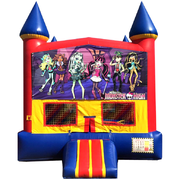 Monster High Jump Red