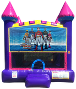 Power Ranger Dream Jump House