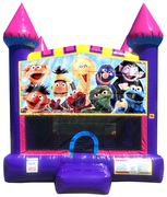 Sesame Street Dream Jump House