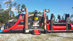 50' Pirate Obstacle Course