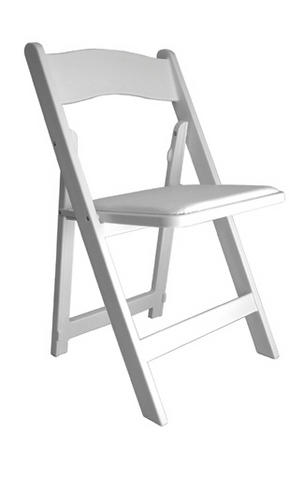 White Garden Chair Rental | Lone Star Events & Tents