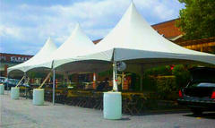 20 X 50 High Peak Marquee Tent