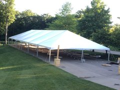 40' X 120' Frame Tent
