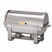 Roll Top Chafer - 8 Quart Rectangle
