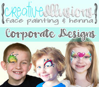 Face Painting - CORPORATE