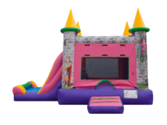 Princess Castle Combo with slide