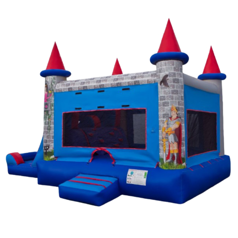 Medieval Castle Combo with slide