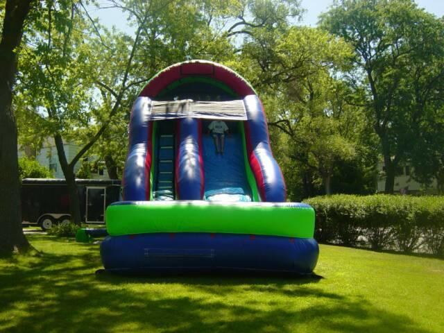 18ft Wet or Dry Slide