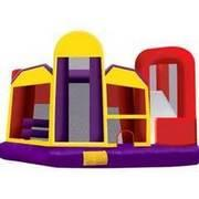 5in1 Water Combo Bouncer