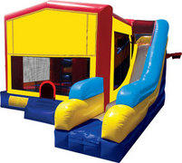 7 in1 Bounce House Combo