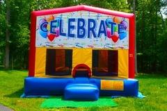 CELEBRATE MOONBOUNCE